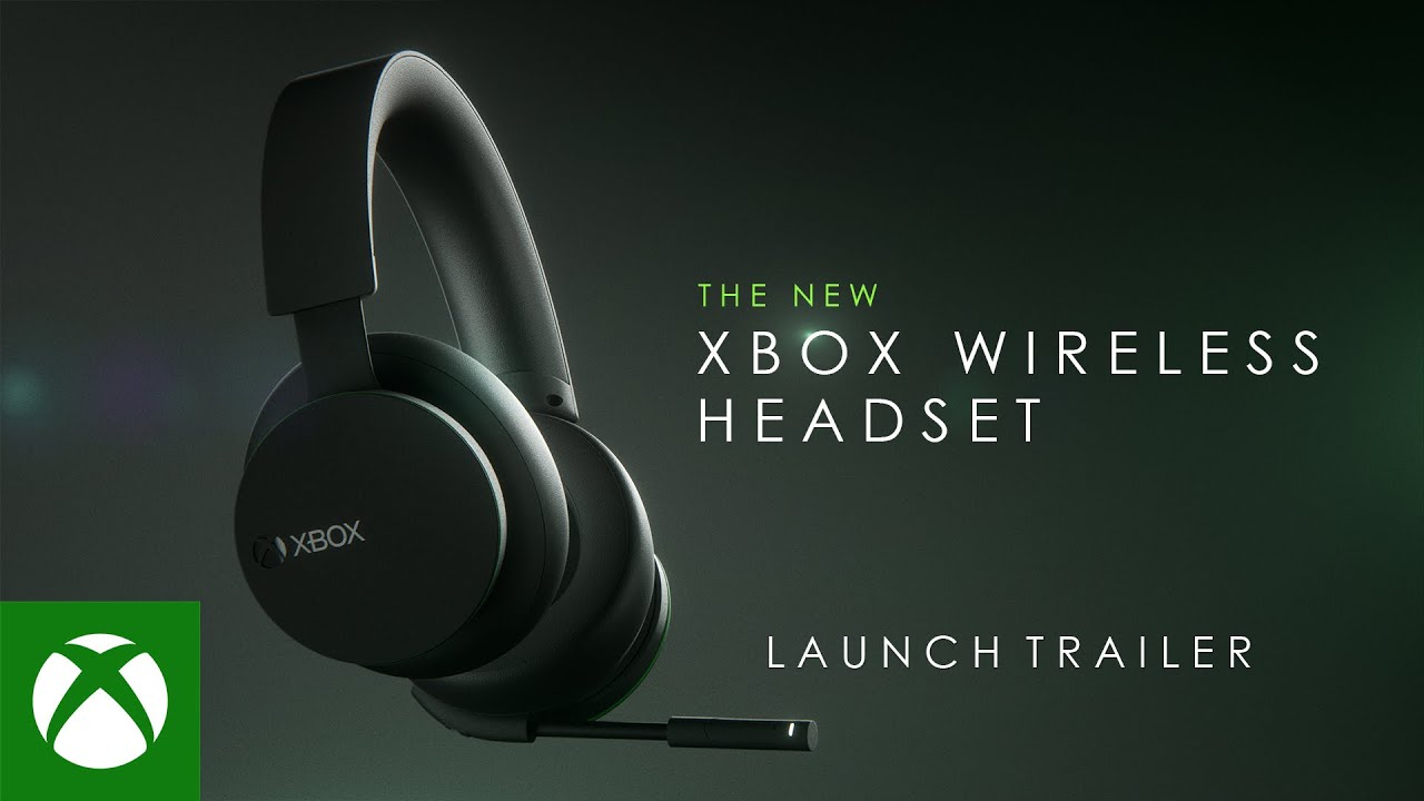 Official Xbox Wireless Headset