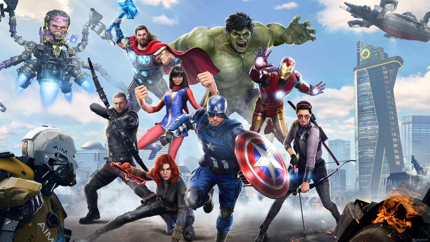 marvel's avengers next-gen