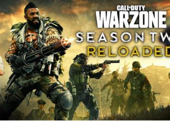 Modern Warfare & Warzone Update 1.34 March 31