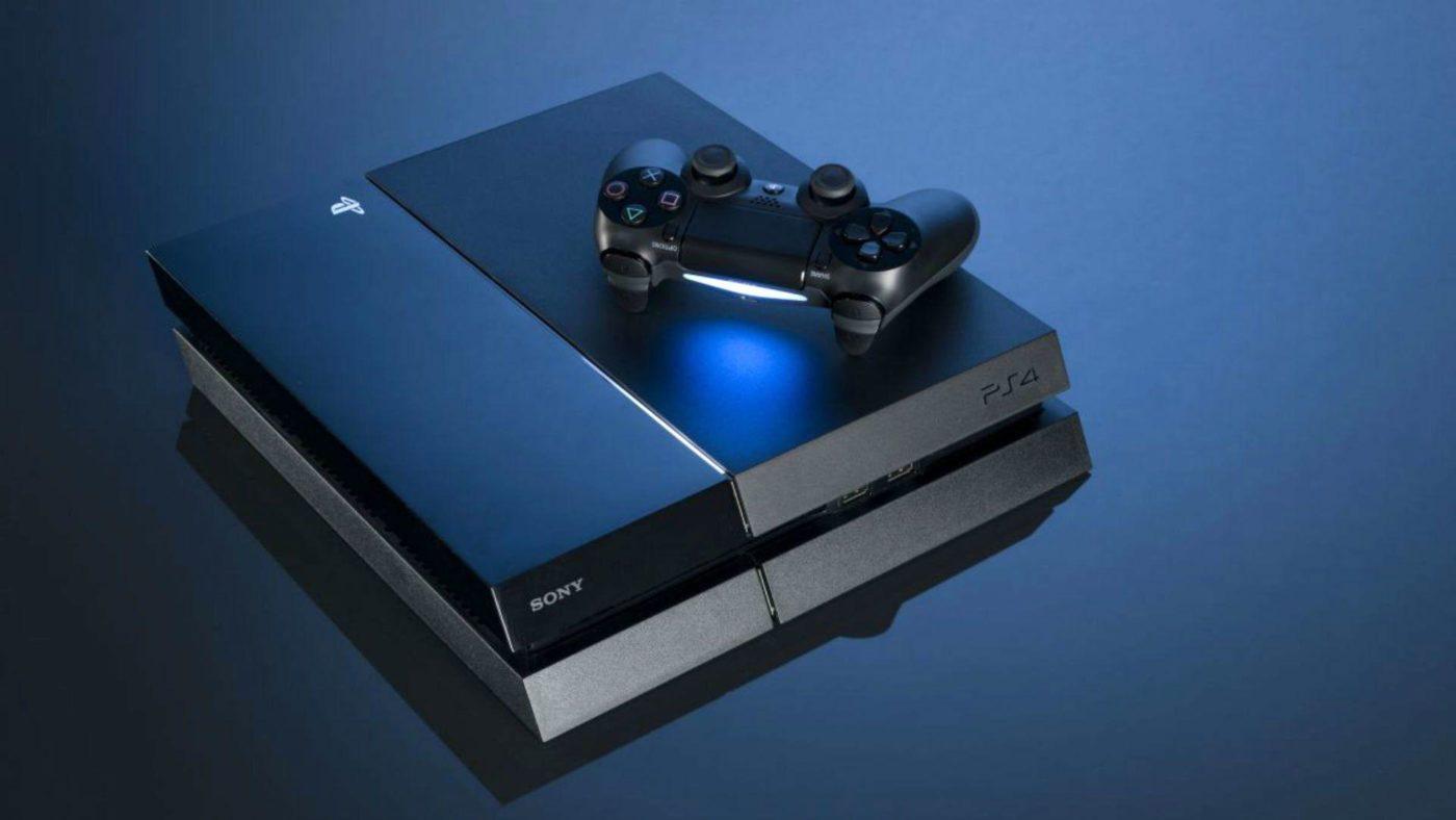 New PS4 Firmwa Update