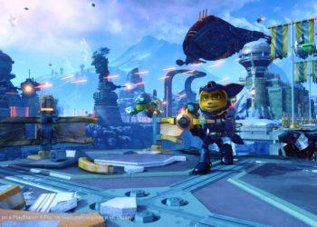 Ratchet & Clank Update 1.08