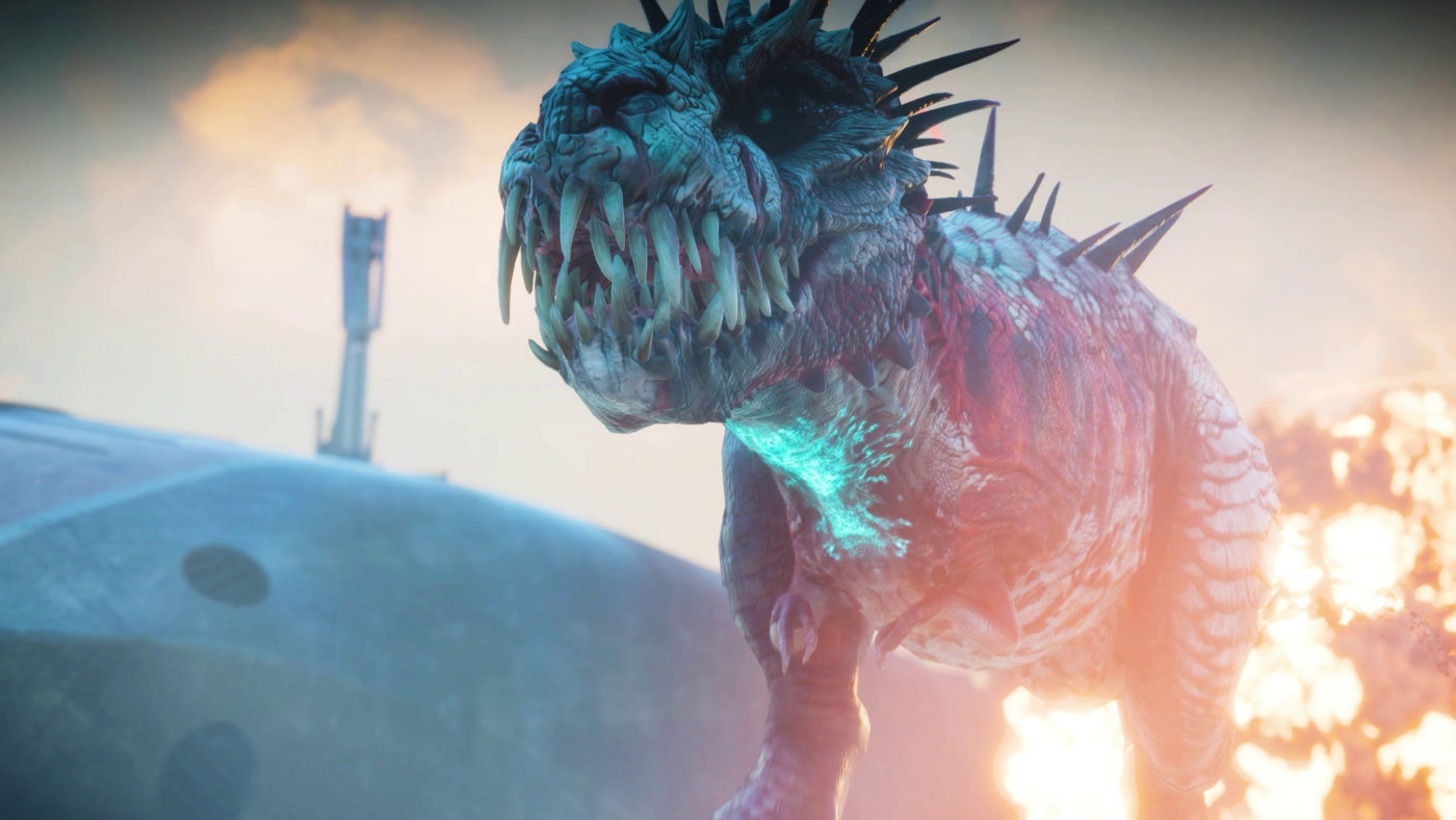 Second Extinction Release Date Xbox