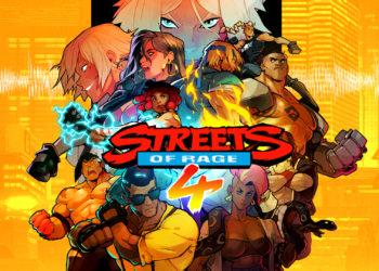 Street of Rage 4 DLC