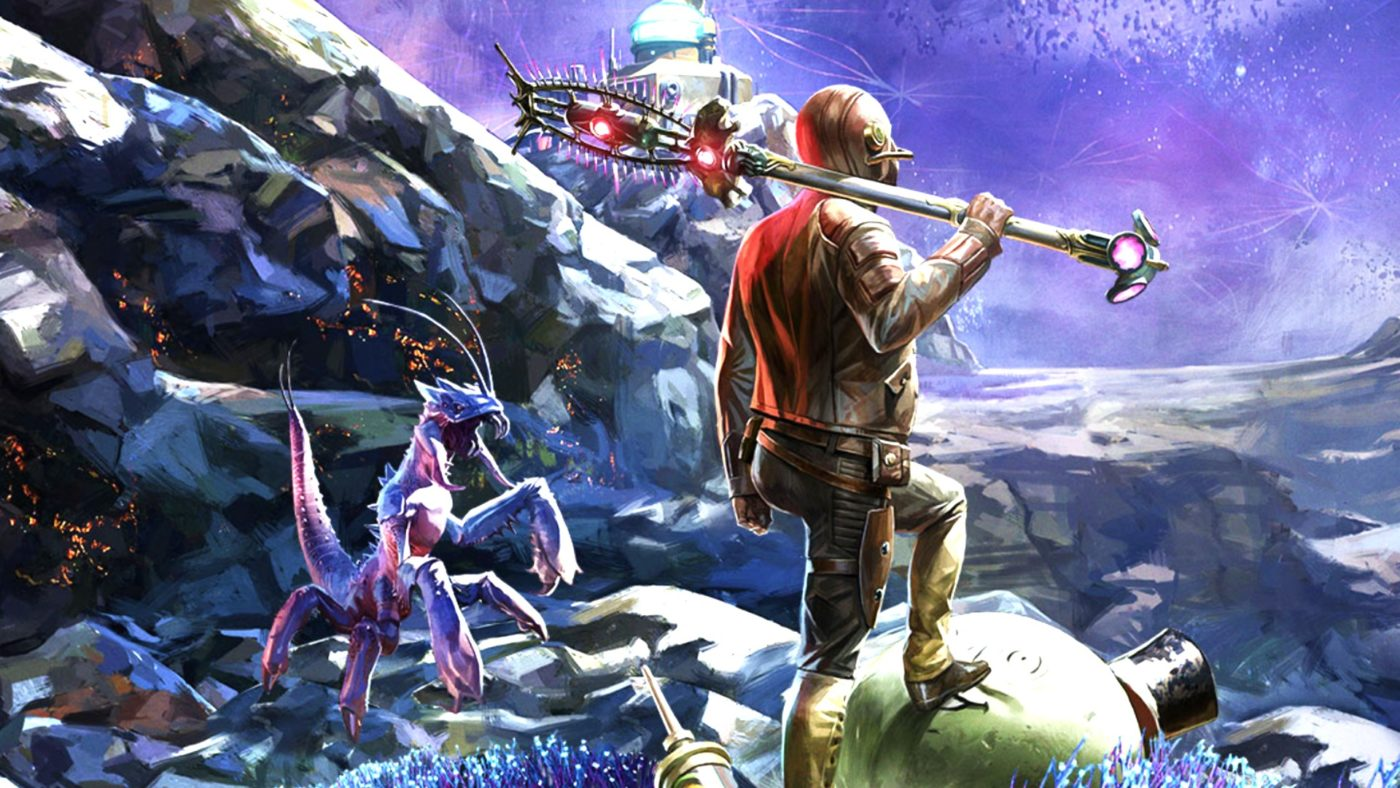 The Outer Worlds Update 1.08 March 17