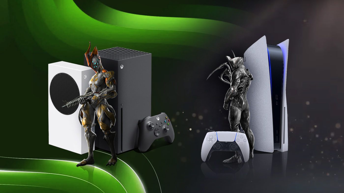 Warframe Xbox Series Release Date