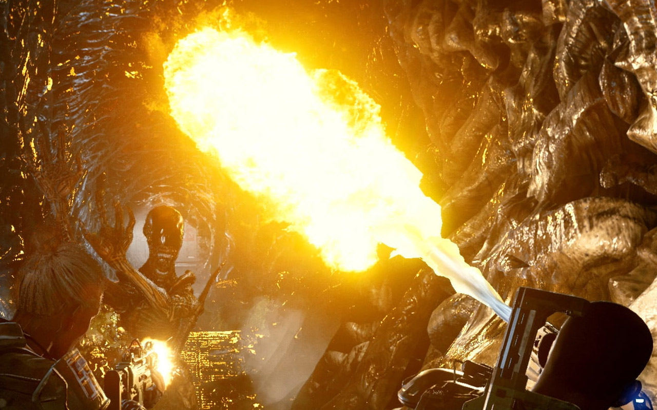 Aliens: Fireteam Xenomorph Types