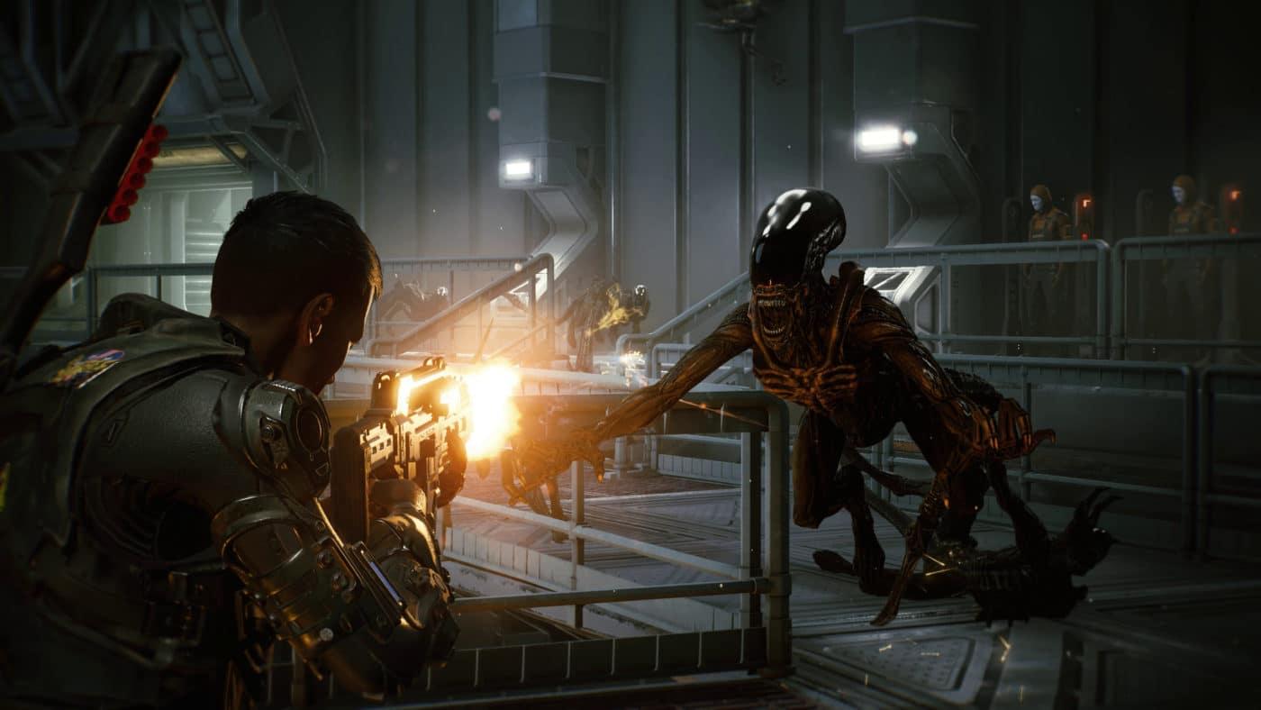 Aliens Fireteam Elite Update 1.11