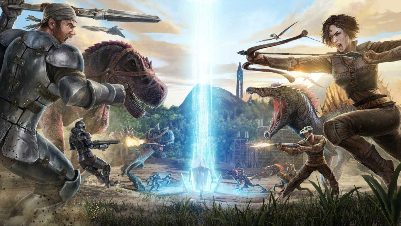 Ark Survival Evolved Update 2.51 March 11