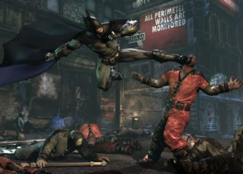 Batman Arkham City Update 1.03 March 24
