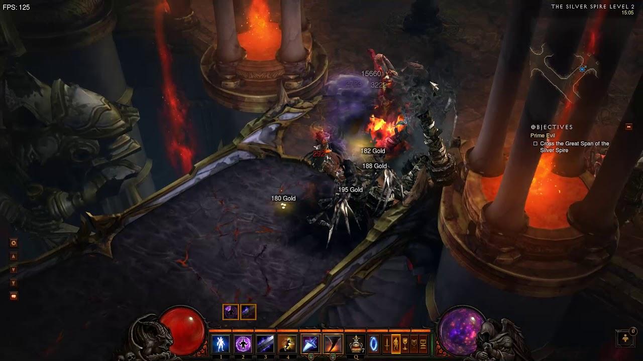 Diablo 3 Update 1.38 March 30