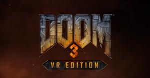Doom 3 VR Announced, Arrives for PSVR on March 29