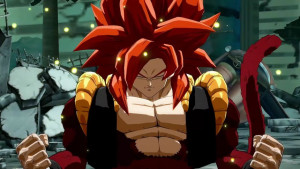 27-Minutes of Dragon Ball FighterZ Gogeta SS4 Gameplay Showcases Moves