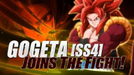Dragon Ball FighterZ Gogeta SS4 Release