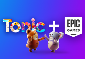 Epic Games Acquires Fall Guys Studio Mediatonic