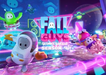 Fall Guys Update 1.18 March 22