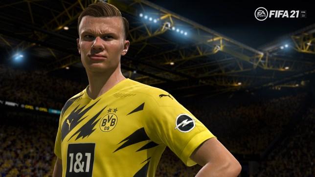 FIFA 21 EA Gate
