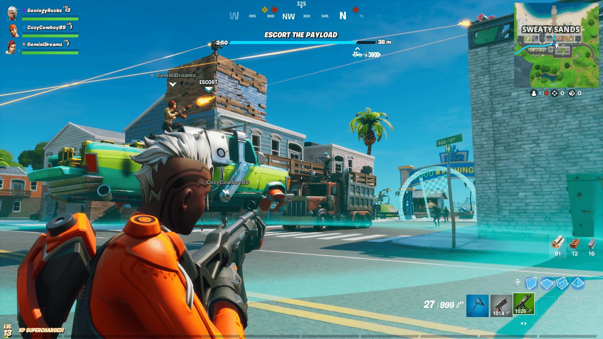 Fortnite Update 3.17
