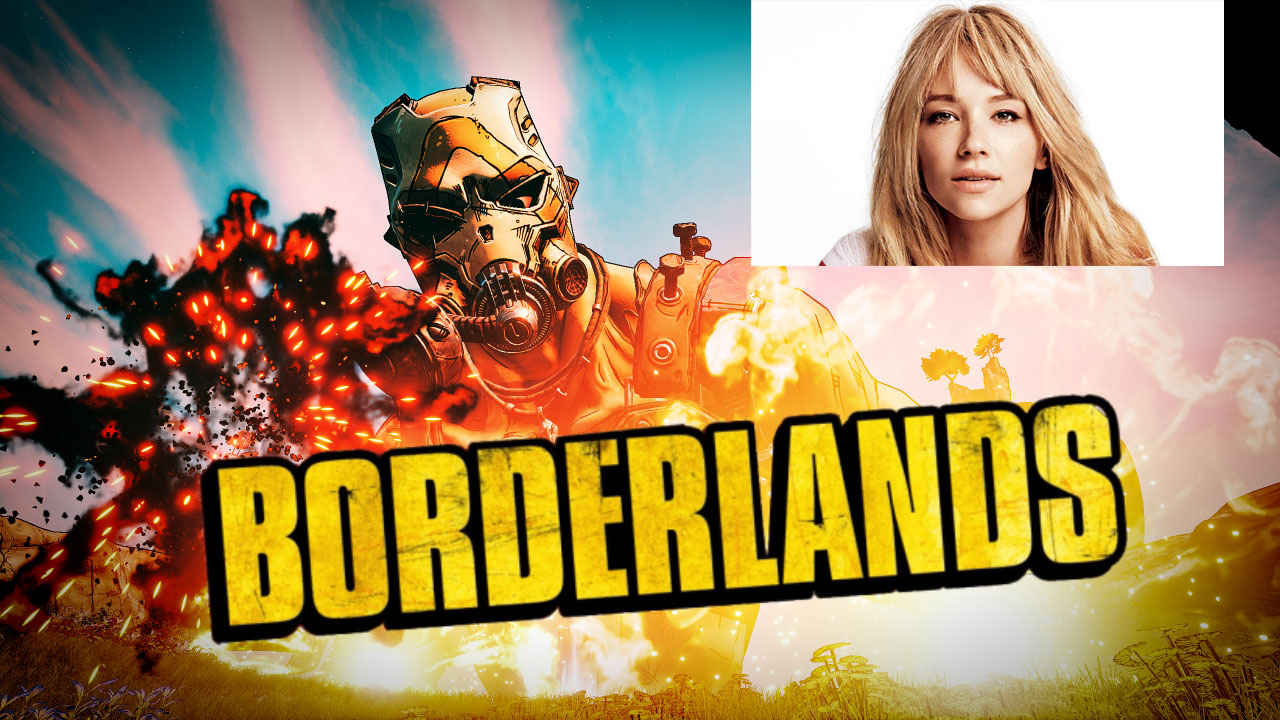 Borderlands Movie Haley Bennett