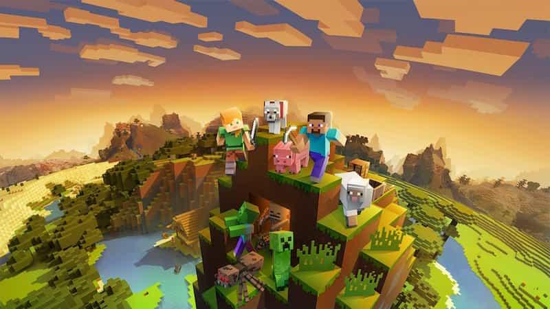Minecraft Update 2.21 March 9