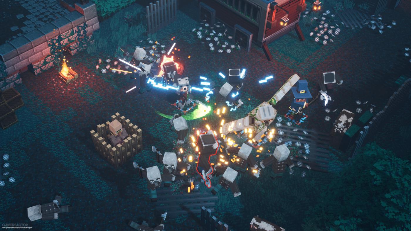 Minecraft Dungeons Update 1.13 March 24