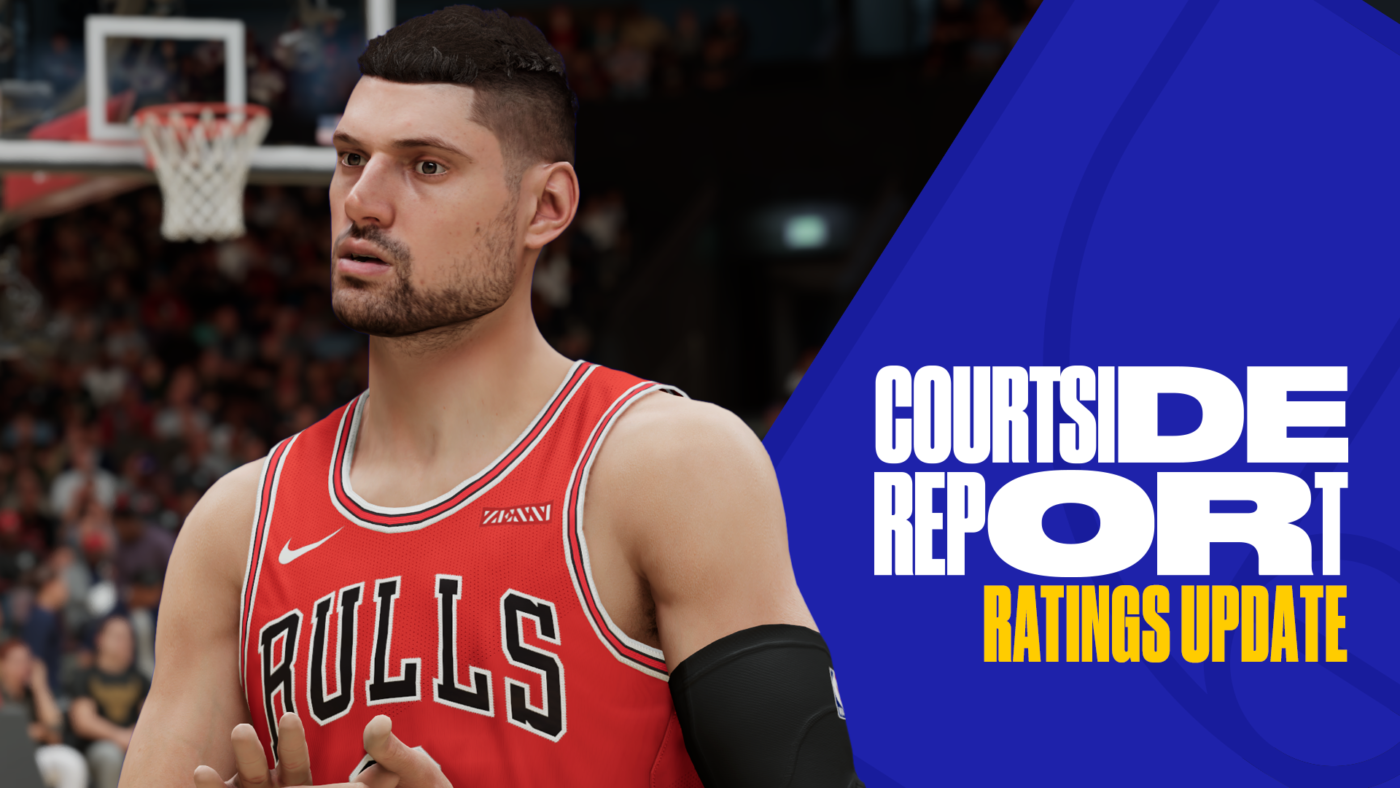 NBA 2K21 Player Ratings Update March 26