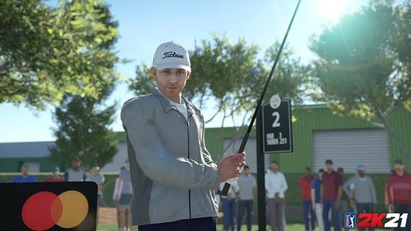 PGA Tour 2K21 Update 1.09 March 5