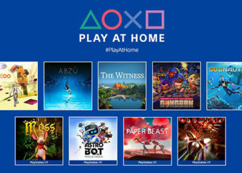 Play at Home 2021 free games