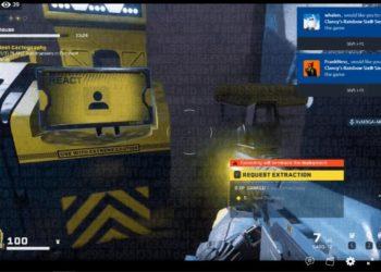 Rainbow Six Parasite Gameplay
