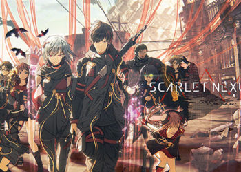 Scarlet Nexus Release Date