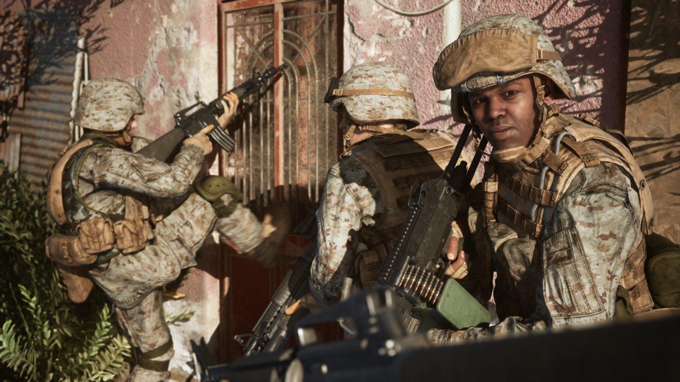 Six Days in Fallujah Story