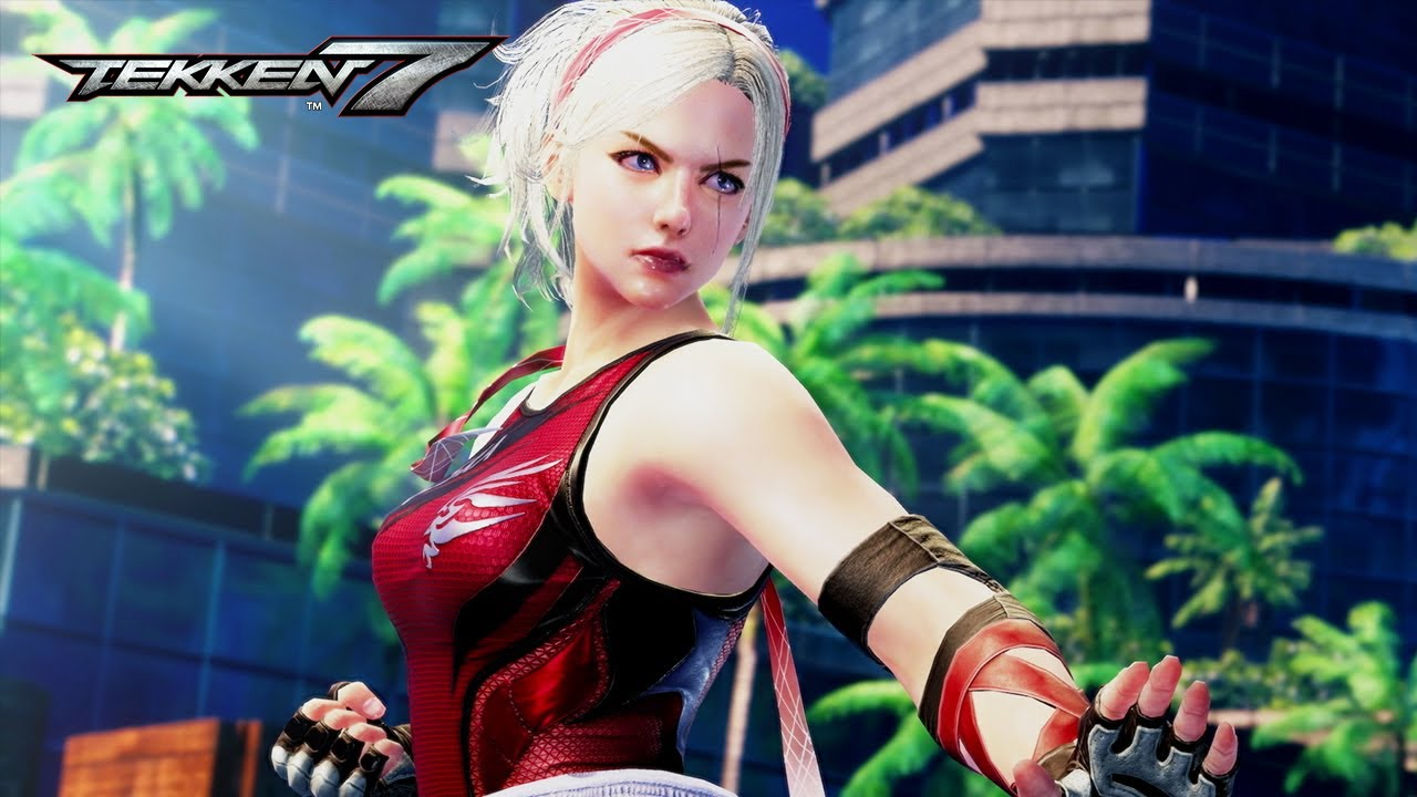 Tekken 7 Update 4.10 March 22