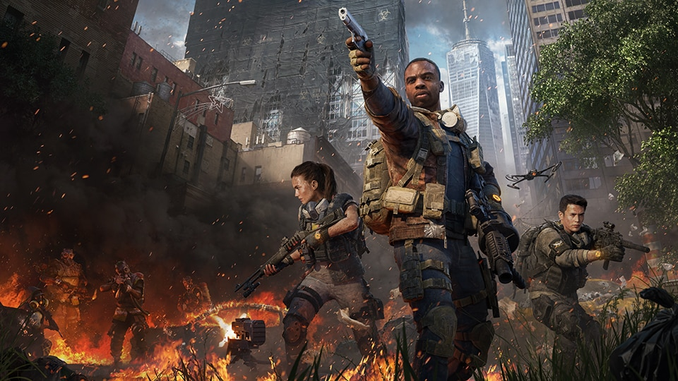 The Division 2 New Game Mode