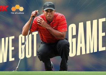 Tiger Woods 2K Games