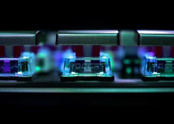 Vulcan Pro Optical-Tactile RGB Keyboard