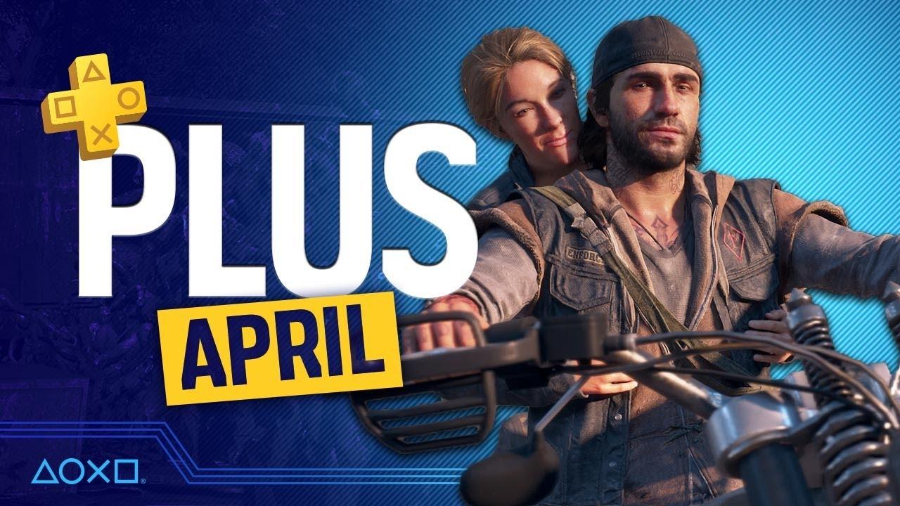 PS Plus April 2021 Free Games Live