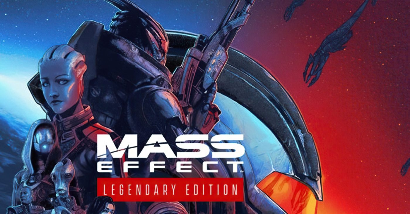 Changes in Mass Effect Legendary Edition