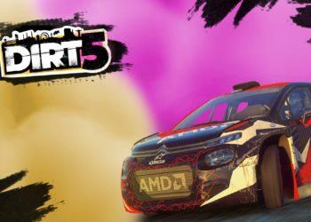 Dirt 5 Update 4.01 April 6