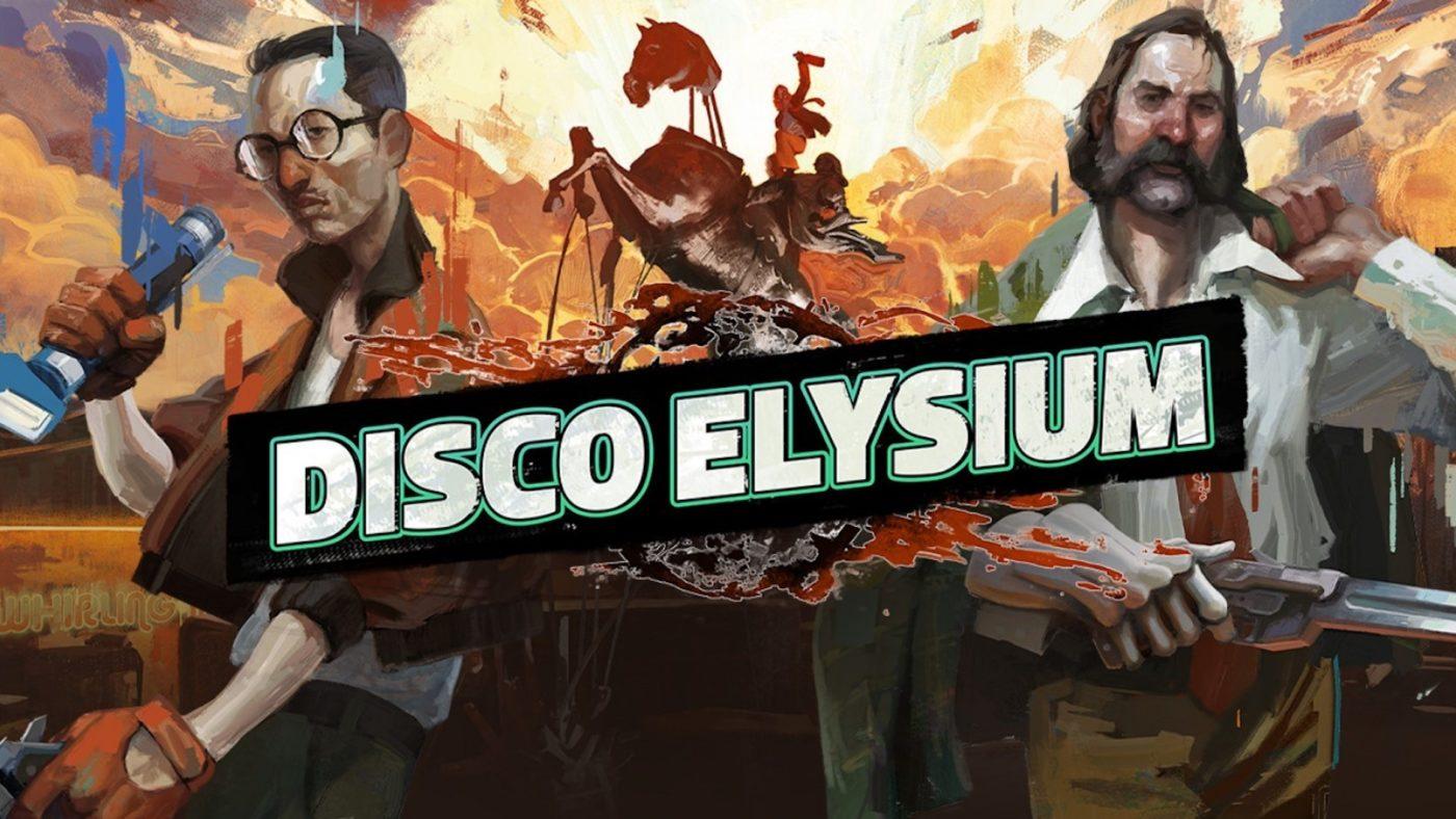 New Disco Elysium Update 1.08