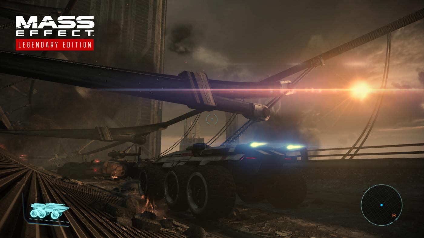 Mass Effect Legendary Edition Comparison images (1)
