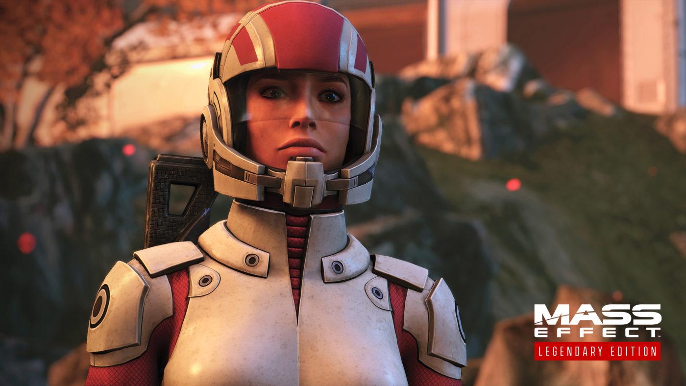 Mass Effect Legendary Edition Comparison images (3)