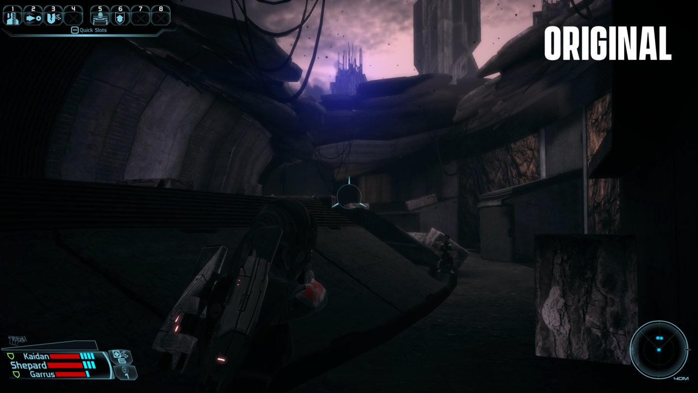 Mass Effect Legendary Edition Comparison images (6)