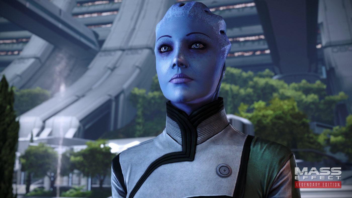 Mass Effect Legendary Edition Comparison images (7)