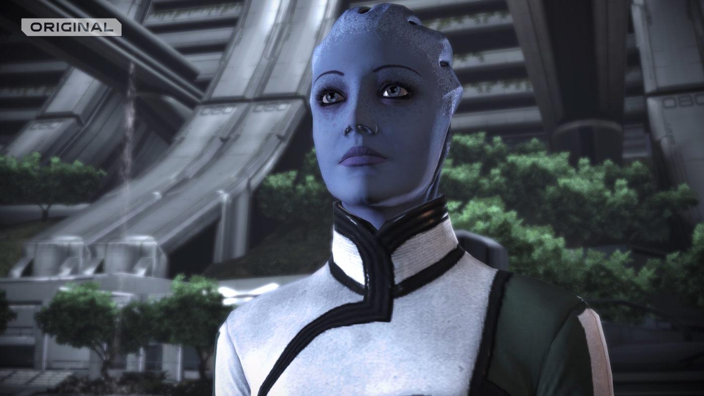 Mass Effect Legendary Edition Comparison images (8)