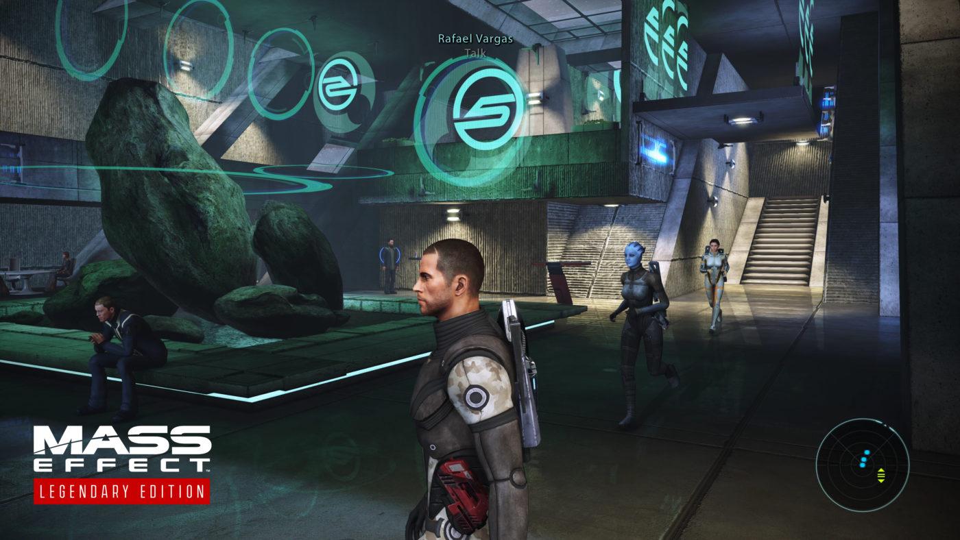 Mass Effect Legendary Edition Comparison images (9)
