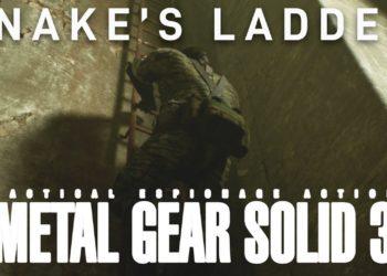 Metal Gear Solid 3 Unreal Engine Remake