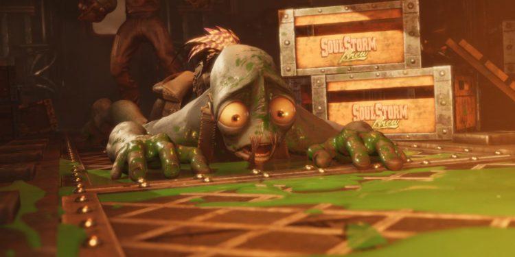 Oddworld: Soulstorm Update 1.07