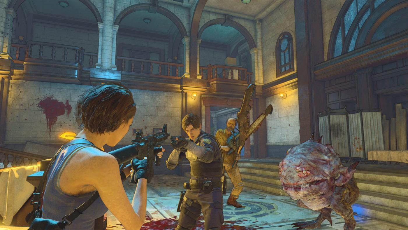 Resident Evil RE Verse Beta Offline