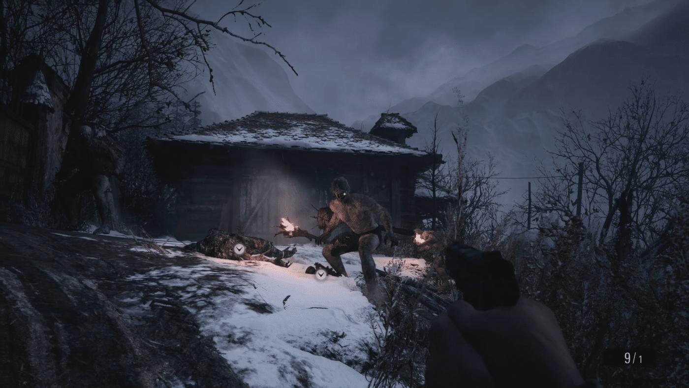 Resident Evil Village Update 1.002.000