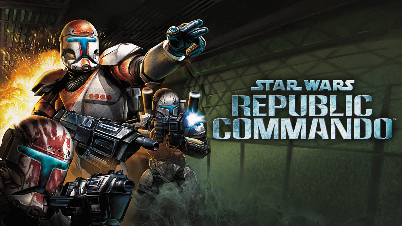 Star Wars Republic Commando Update PS5 support