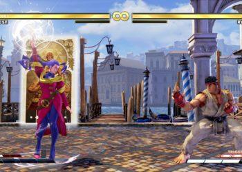Street Fighter 5 Update 3.08 (SF5, SFV)